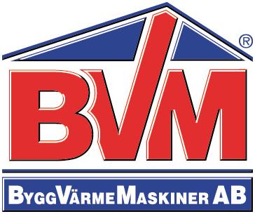 BVM ByggVärme Maskiner AB
